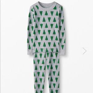 Hanna Andersson Christmas pajama set NWT